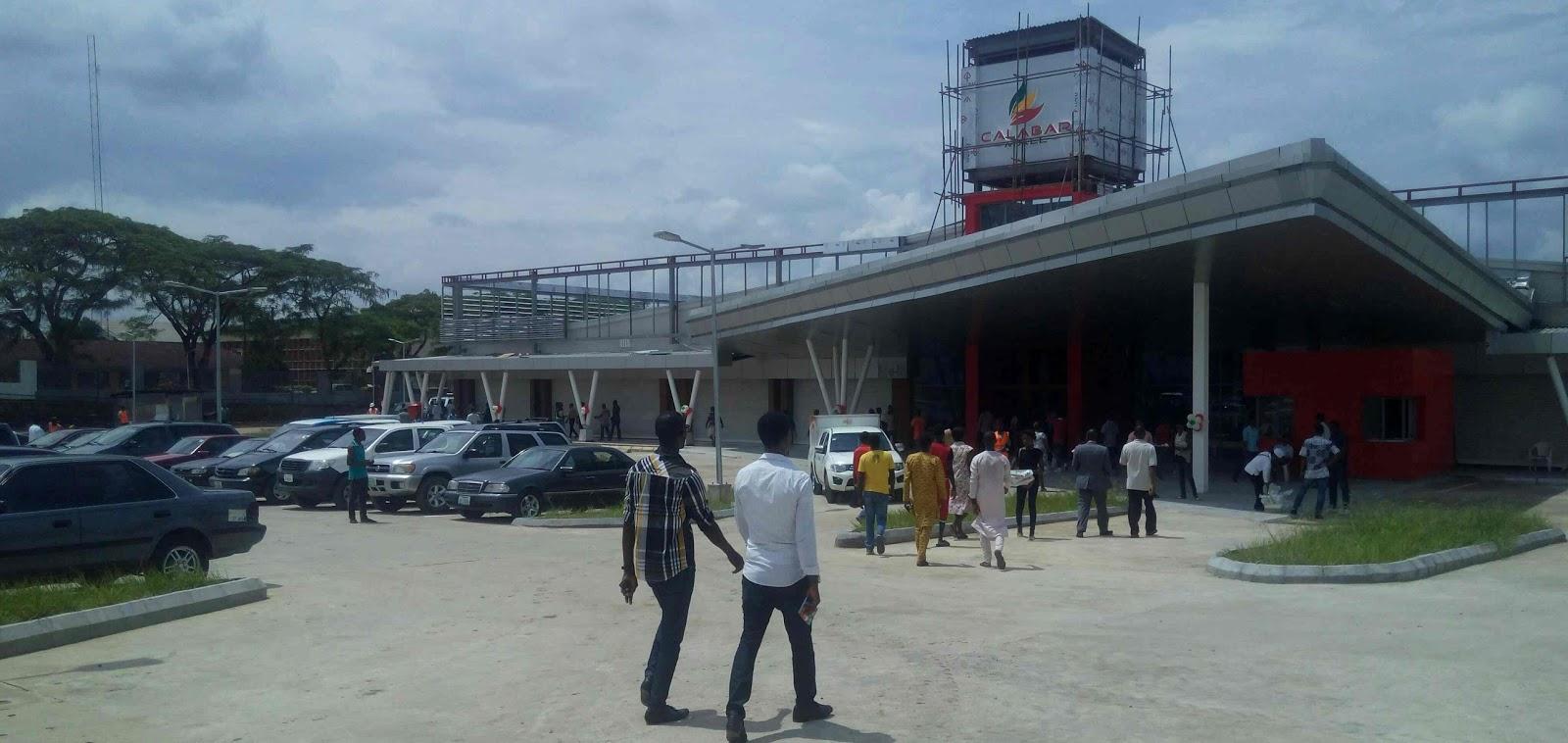 Calabar Mall Spar, Calabar - Cross River. Image Source: Calabar Reporters. July 2016.
