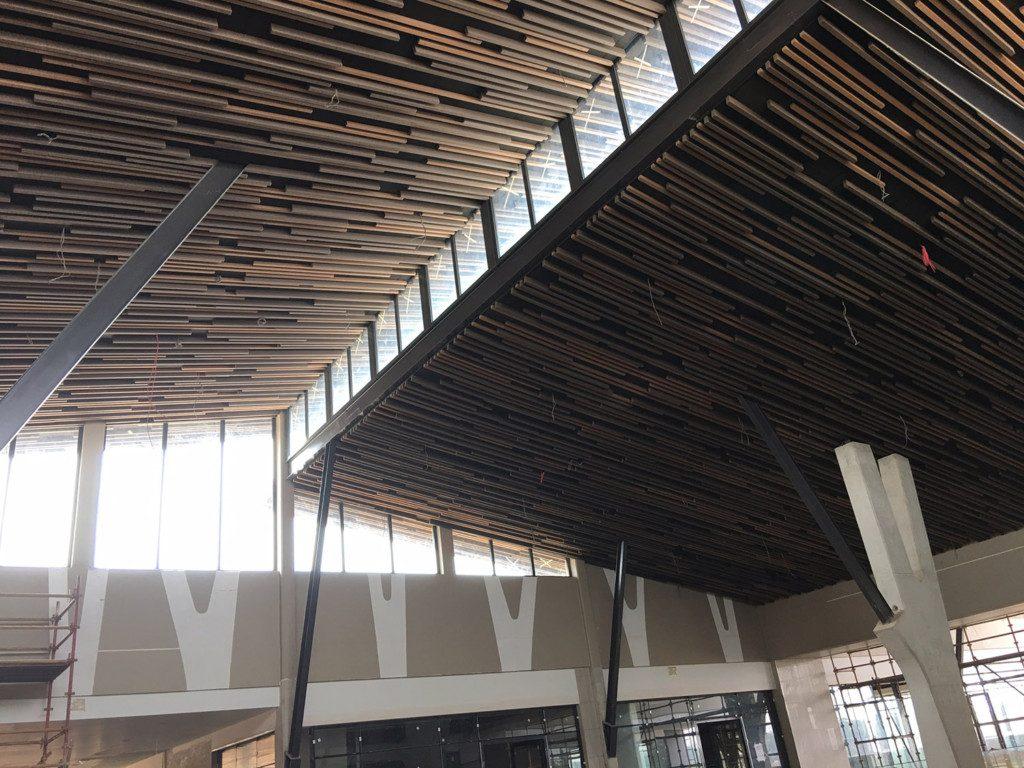 Q1:2017. Kumasi City Mall, Kumasi - Ghana. Image Source: Atterbury.
