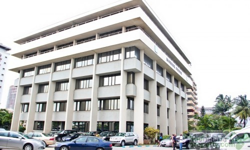 Atlantic House, Victoria Island, Lagos - Nigeria. Image Source: findnigeriaproperty.com