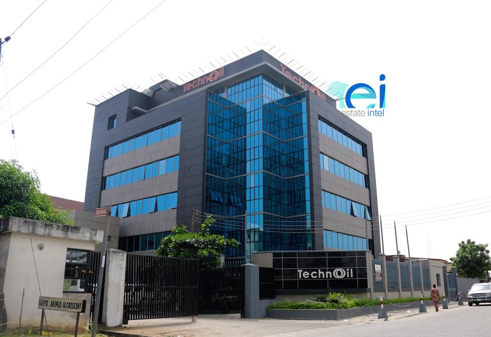 October 2017. Development: Techno Oil HQ - Victoria Island Annex/Oniru - Lagos
