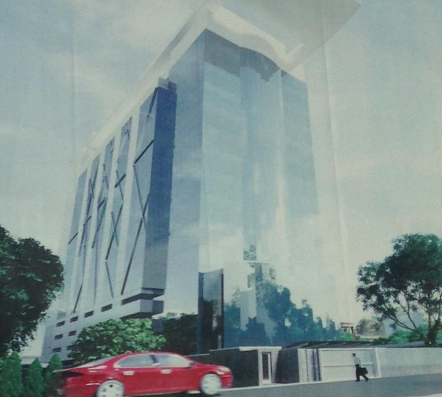 Diamond Bank Office Development, Victoria Island Annex (Oniru), Lagos - Nigeria.
