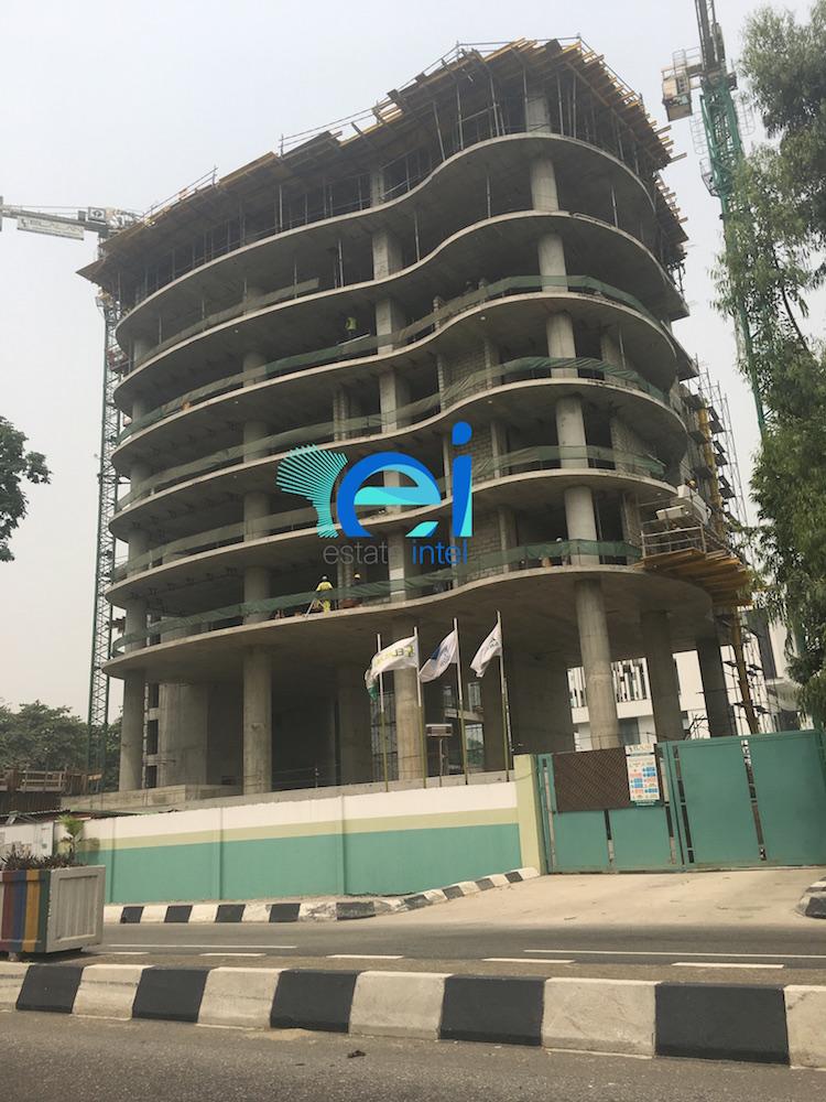 February 2017. Updated: Development: No. 4 Bourdillon, Ikoyi - Lagos