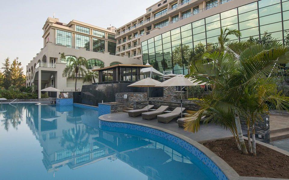 Kigali Marriott, Rwanda. Image Source: Marriott