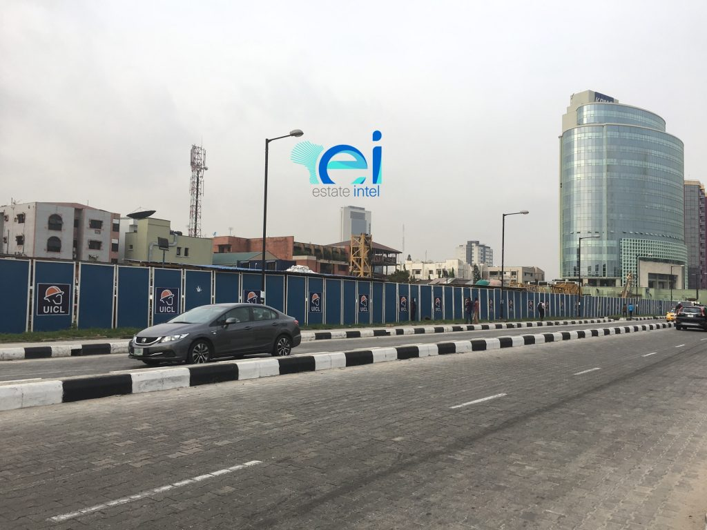 Development: Victoria Mall Plaza 3, Victoria Island - Lagos.