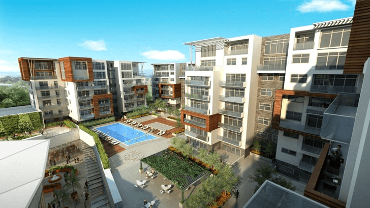 Development: The Exchange, Accra - Ghana