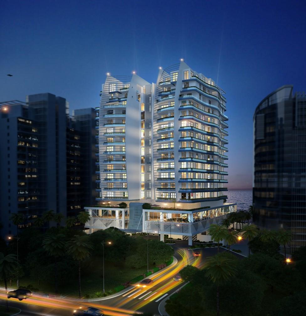 Development: The Coral - Hotel Apartments, Victoria Island Extension/Oniru - Lagos