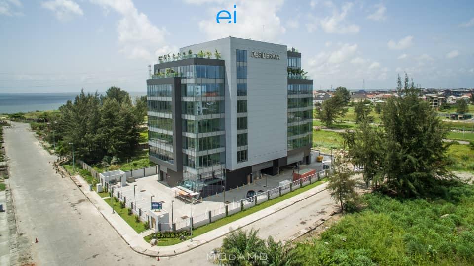 June 2018. Development: Desiderata, Plot 5a Abuja Street Banana Island, Ikoyi - Lagos.