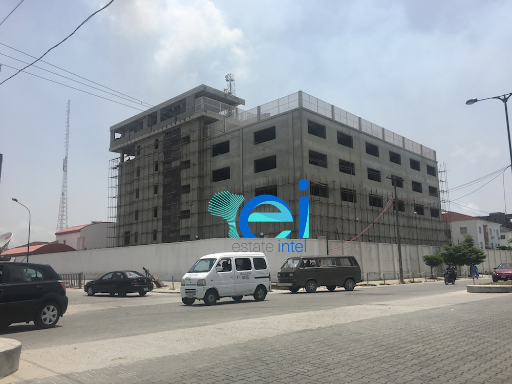 April 2017. 21st Century Technologies Building, Admiralty Way, Lekki Phase 1, Lagos.