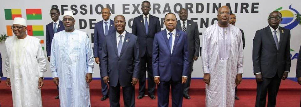 The Assembly of Heads of State and Government of the West African Economic and Monetary Union (WAEMU) in June 2016, in Dakar, Senegal. Image Source: uemoa.int