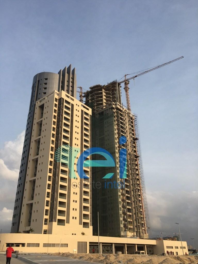 An Inside Look: Black Pearl Tower - Eko Pearl Towers, Eko Atlantic City, Lagos.