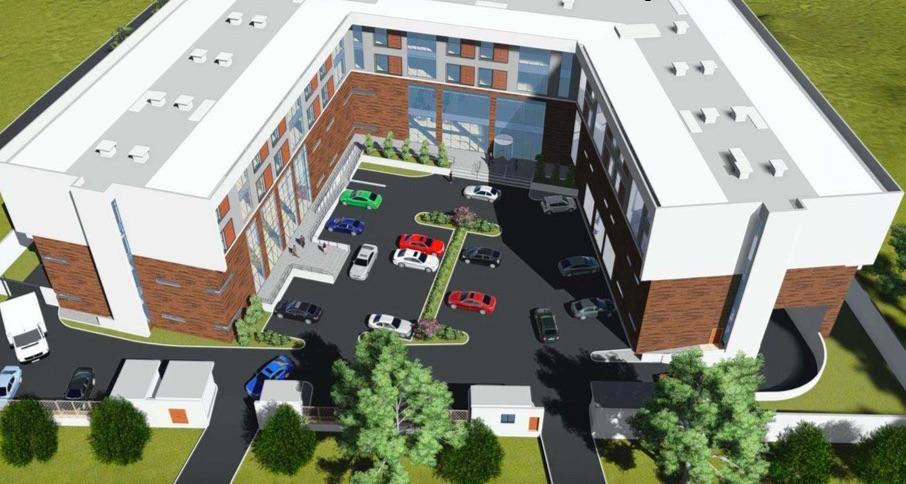 Development: Short Stay Apartments, Razak Okoya Crescent, Ikoyi - Lagos. Image Source: Tom Hawksworth