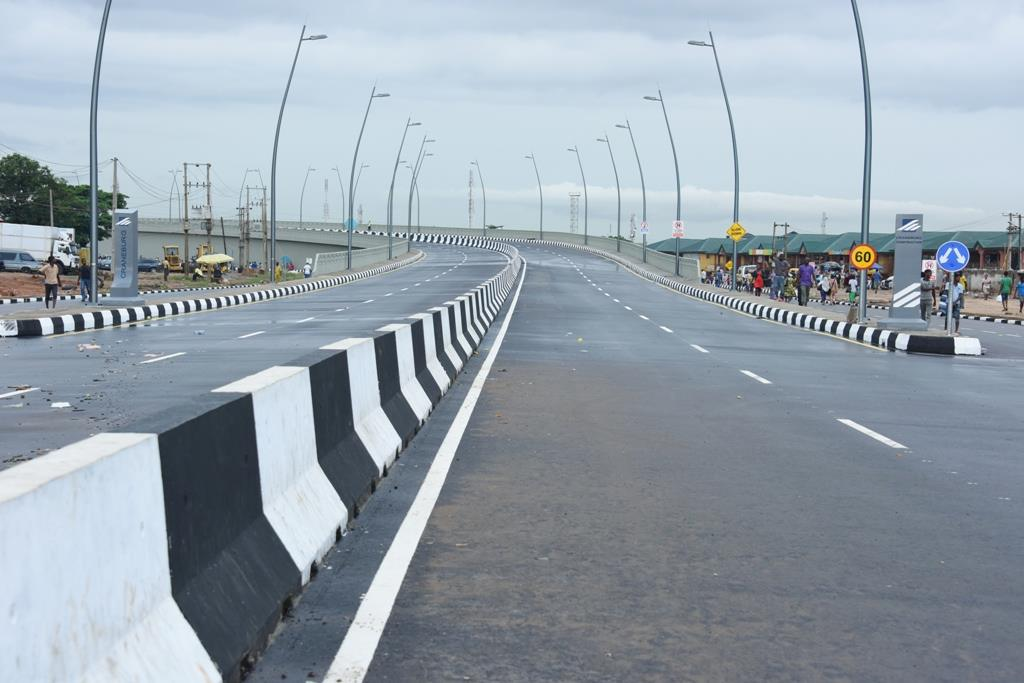 Abule-Egba Flyover Bridge. Image Source: Lagos State