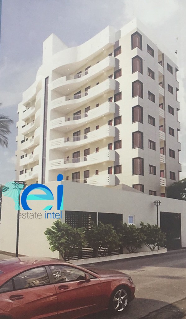 May 2017. Residential Development by Africa Reinsurance on 19/20 Akarigbere Close, Off Idejo Street, Victoria Island, Lagos