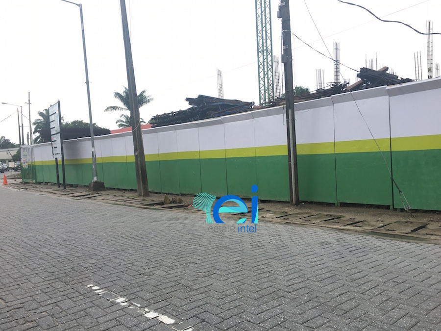 Development: Onikoyi/Turnbull Residential Development, Turnbull Road, Ikoyi - Lagos