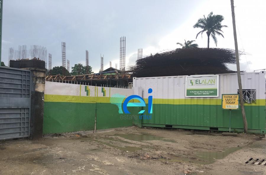 Development: Onikoyi/Turnbull Residential Development, Turnbull Road, Ikoyi - Lagos