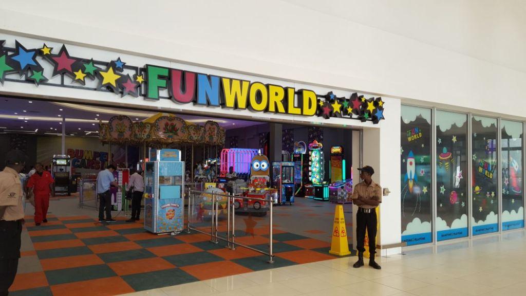November 2017. Gateway Mall, Lugbe - Abuja. Image Source: Novare Equity Partners