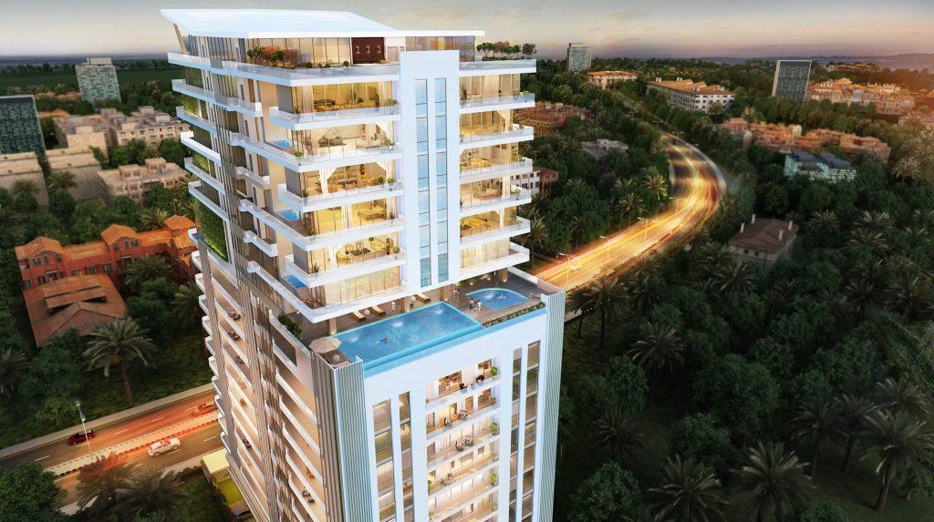 Development: The Belmonte, 40 Bourdillon Road, Ikoyi - Lagos. Image Source; Belmont Nigeria