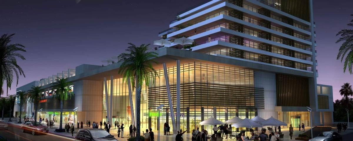 Development: Park Towers, Eko Atlantic City, Lagos