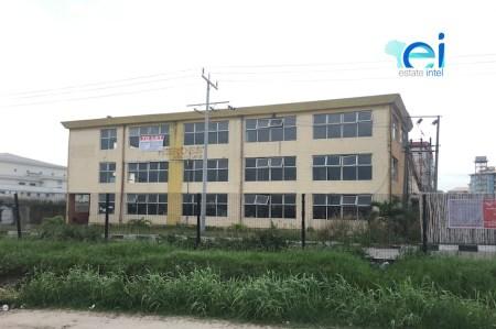 Property on Lekki Epe Expressway - Lagos