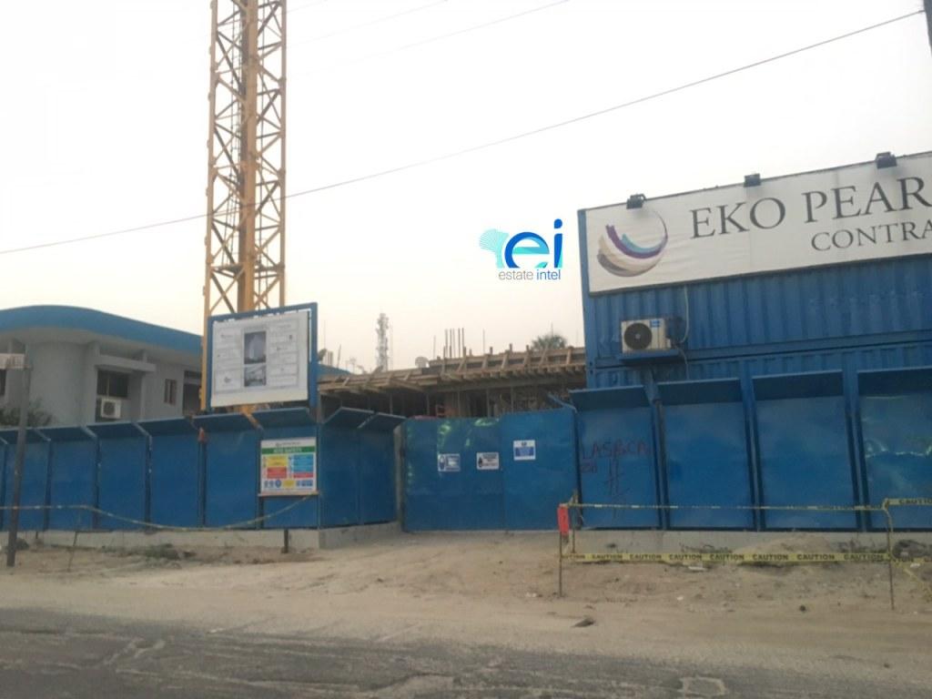 Development: Head Office Complex for Continental Reinsurance PLC, Victoria Island - Lagos.