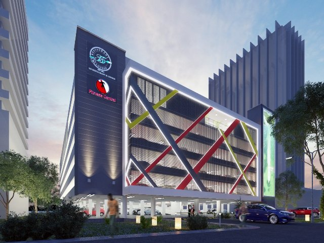 Development: Campbell Multi-Storey Car Park and Event Centre, Lagos Island - Lagos