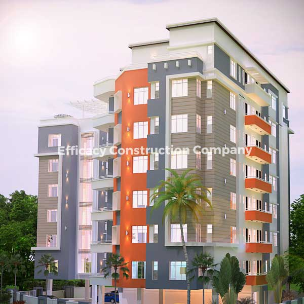 Development: Eighteen 65 Residences, Fatai Durosinmi-Etti, Victoria Island, Lagos