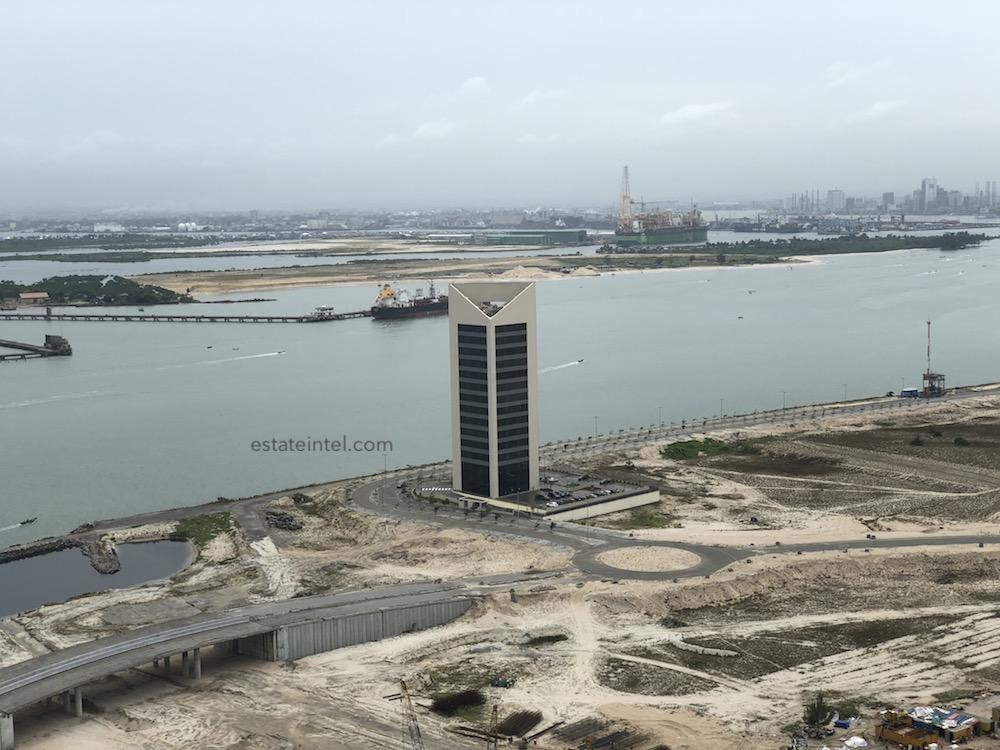 Alpha One - Photos: Inside Azuri Peninsula, Eko Atlantic's largest project to date