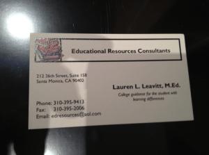 Best educational consultant in LA