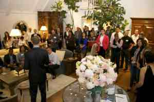 estate managers coalition - marianne williamson at rose tarlow