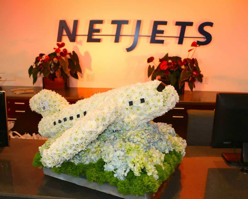 netjets elite luxury travel | bryan peele emc event