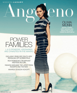 Angeleno Magazine Febuary 2015