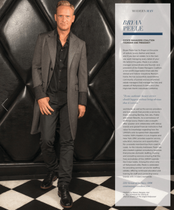 Modern Man Los Angeles Bryan Peele