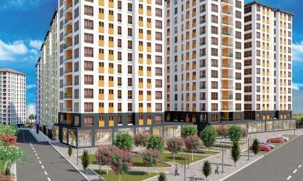 مشروع Şehr-i Bağcılar سكني