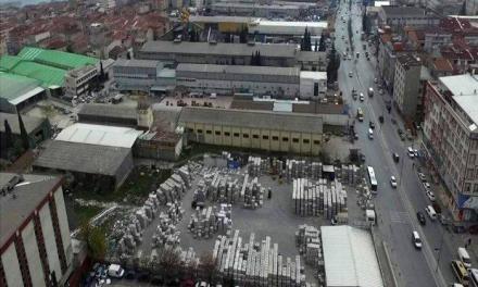مشروع سكني تجاري Aston Firuzköy