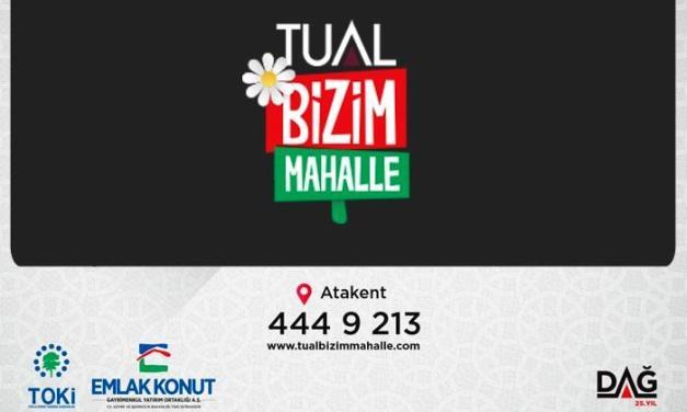 مشروع جديد بالتعاون مع املاك كنوت Tual Bizim Mahalle