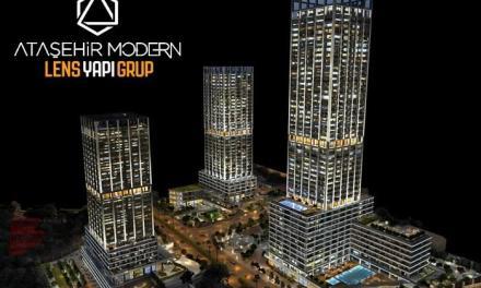 مشروع اتاشهير مودرن Ataşehir Modern