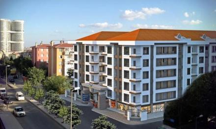 شقق Asfor Ataşehir سكنية