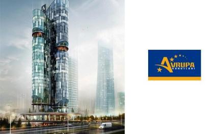 مشروع اوروبا Avrupa Office Ataşehir