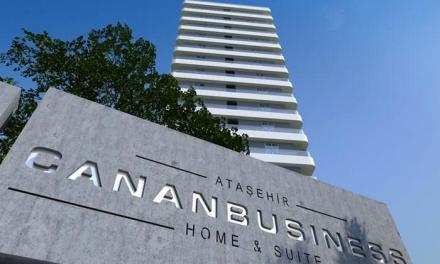 شقق مكتبية Canan Business