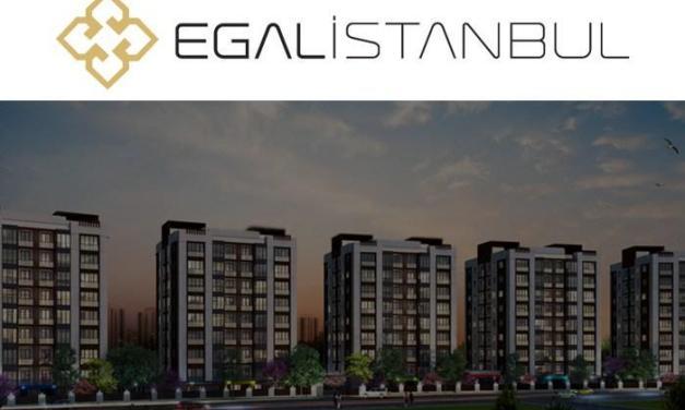 مشروع شقق سكنية Egal İstanbul
