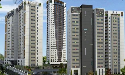 تجاري سكني Kentplus Centrium