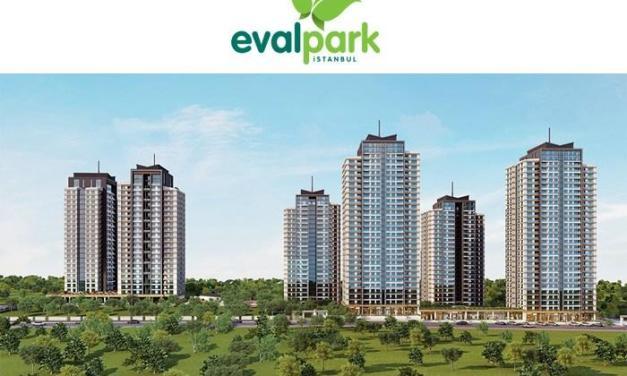مشروع ايفال بارك Evalpark İstanbul