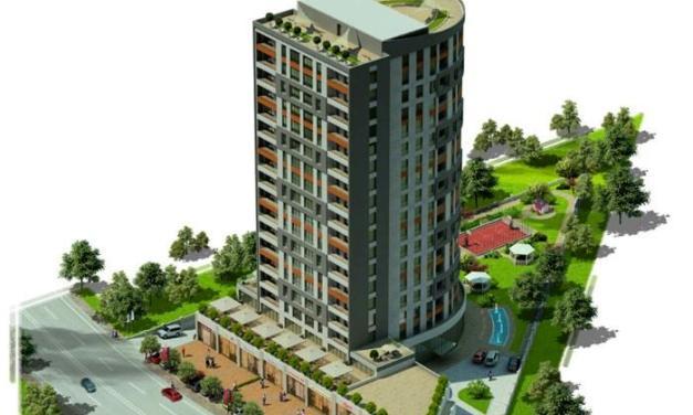 مشروع Huzzak Tower Elegance باشاك شهير