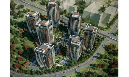 مشروع نيدا بارك كايا شهير Nidapark Kayaşehir