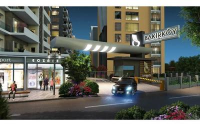 مجمع بكر كوي سيتي Bakırköy City