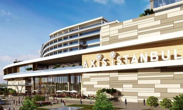 مجمع اكسيس اسطنبول Axis İstanbul