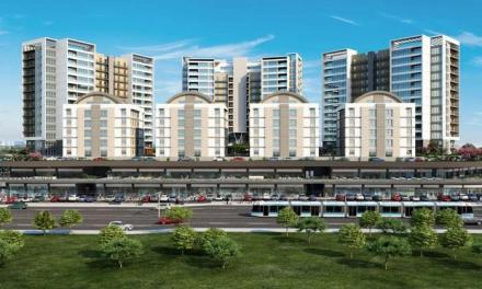 مشروع Kayaşehir Anacadde التجاري