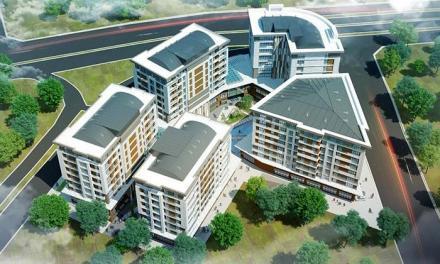 مجمع Centro Beylikdüzü السكني التجاري