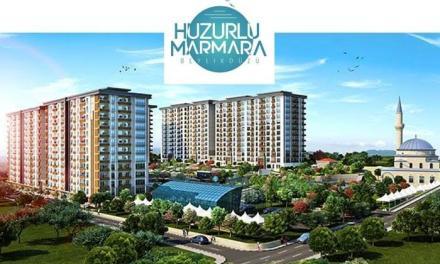مشروع Huzurlu Marmara السكني