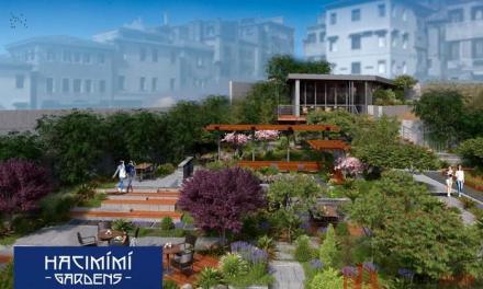 مشروع Hacımimi Gardens السكنبي بي اوغلو